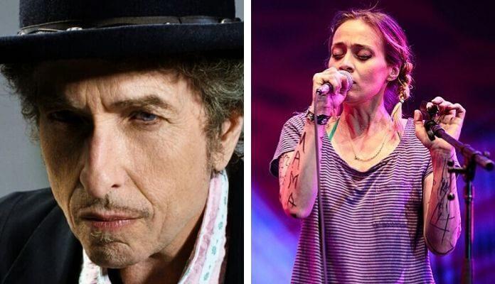 Bob Dylan e Fiona Apple