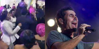 System Of A Down: vídeo de casamento elogiado por Serj Tankian