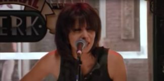 Chrissie Hynde em Friends