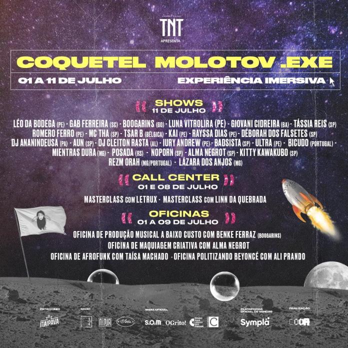 Coquetel Molotov EXE (2020)