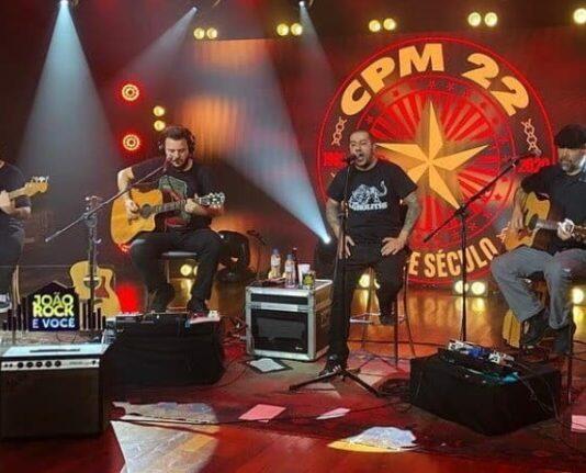 CPM 22 na Live do João Rock