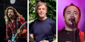 Dave Grohl, Paul McCartney e Dave Matthews tocam em live do Preservation Hall