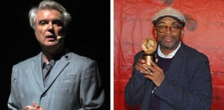 David Byrne e Spike Lee
