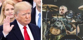 Donald Trump e John Dolmayan