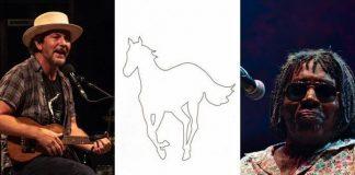 "Eddie Vedder, ""White Pony"" e Milton Nascimento"