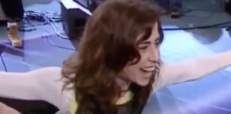 Fernanda Torres no Altas Horas
