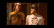 Dave Ghrol, do Foo Fighters, e Jack Black