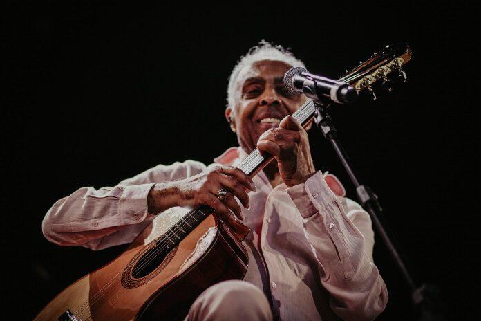 Live de Gilberto Gil