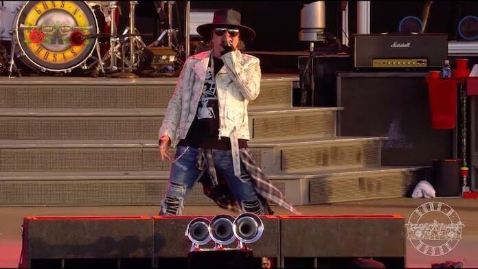Guns N' Roses no Download 2018