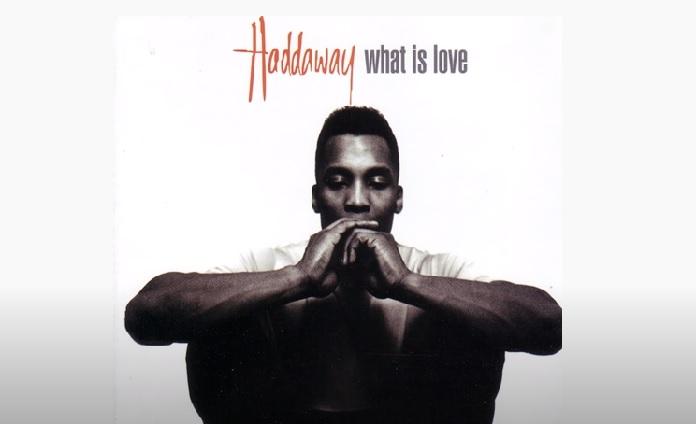 """Capa de """"What Is Love"""" (Haddaway)"""