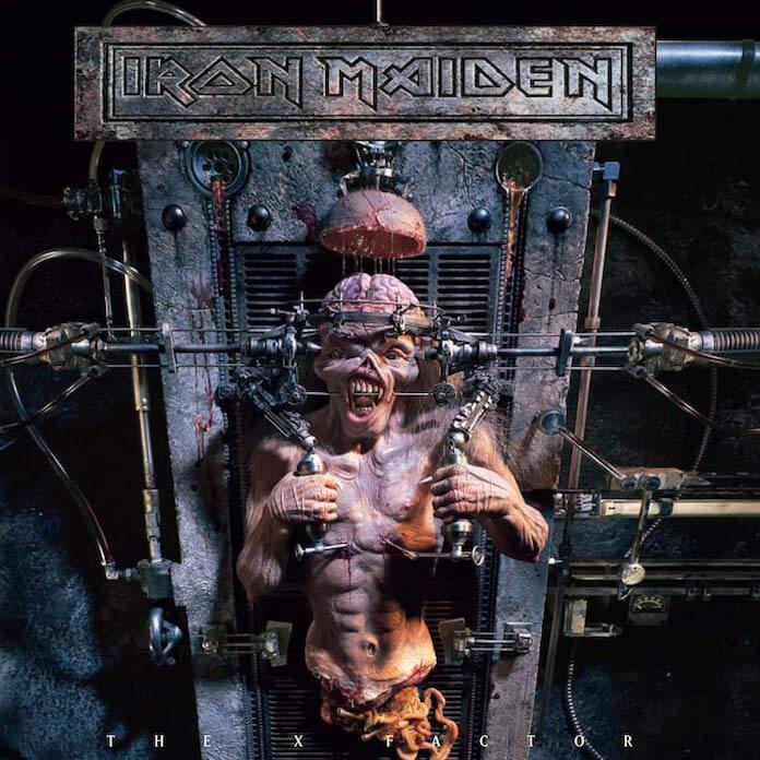 """Iron Maiden - """"The X Factor"""""""