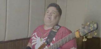 Júnior Groovador tocando Dream Theater