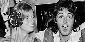 Linda McCartney e Paul McCartney