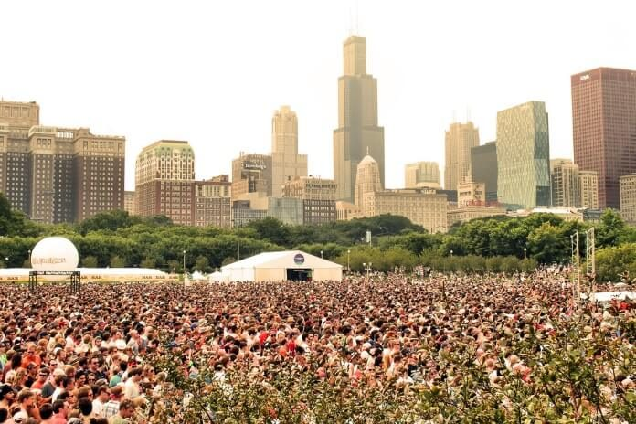 Lollapalooza Chicago 2011
