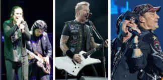 Melhor banda de metal de 30 países