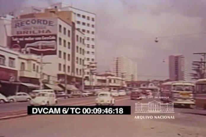 Documentário sobre construção do Metrô de São Paulo