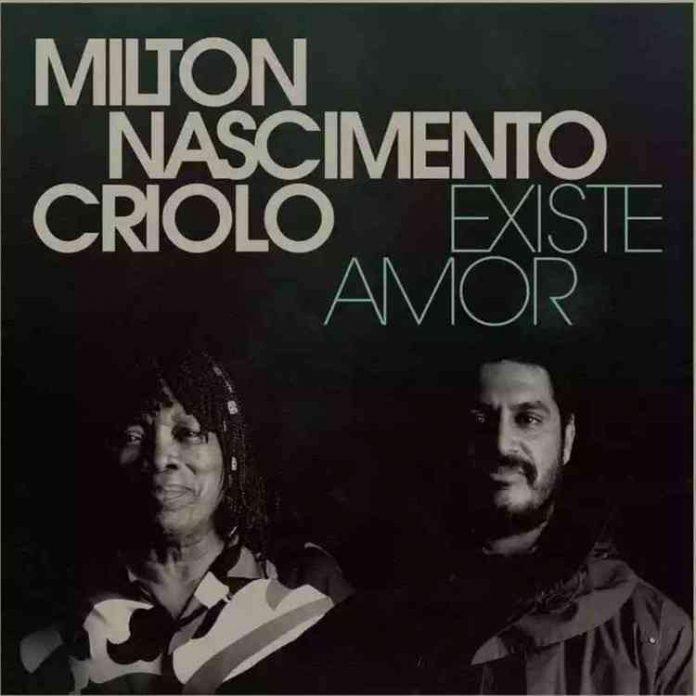 """Capa de """"Existe Amor"""" (Criolo e Milton Nascimento)"""