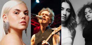 Nando Reis, Anavitória e Duda Beat farão live