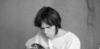 Neil Young em 1975