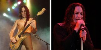 Nuno Bettencourt e Ozzy Osbourne