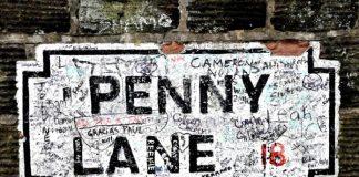 Penny Lane, em Liverpool
