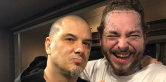 Phil Anselmo e Post Malone