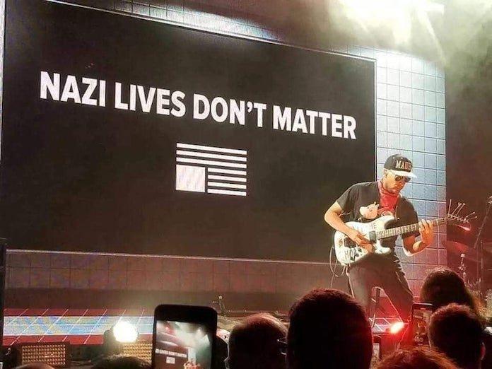 Rage Against the Machine, Vidas Nazistas Não Importam