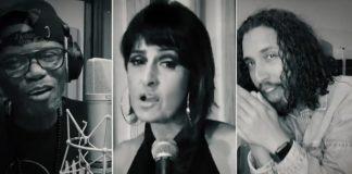 Rappin Hood, Fernanda Abreu e Rashid