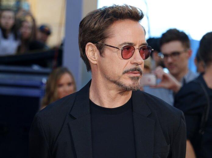 Robert Downey Jr. em 2017