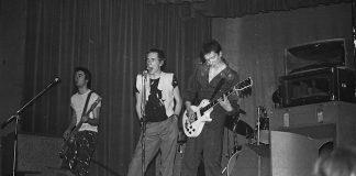 Sex Pistols em Manchester, 1976