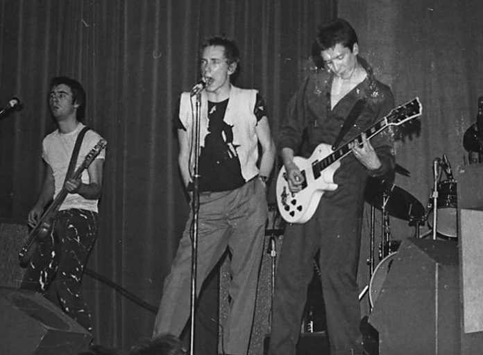 Sex Pistols em Manchester