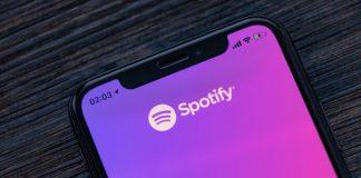 Spotify mostrará letras de música