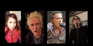 Pitty, Supla, Nasi e Branco Mello cantam Legião Urbana