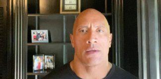 Dwayne Johnson, o The Rock, critica Donald Trump