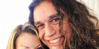 Sandra Araya e Tom Araya