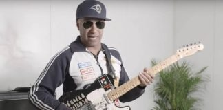 "Tom Morello explica ""Killing in the Name"""
