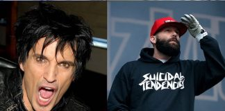 Tommy Lee e Fred Durst