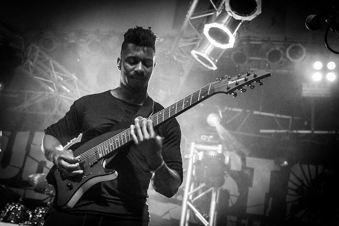 Tosin Abasi, do Animals as Leaders