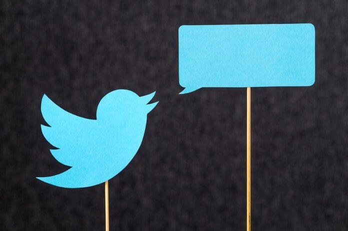 Twitter e as mensagens de áudio