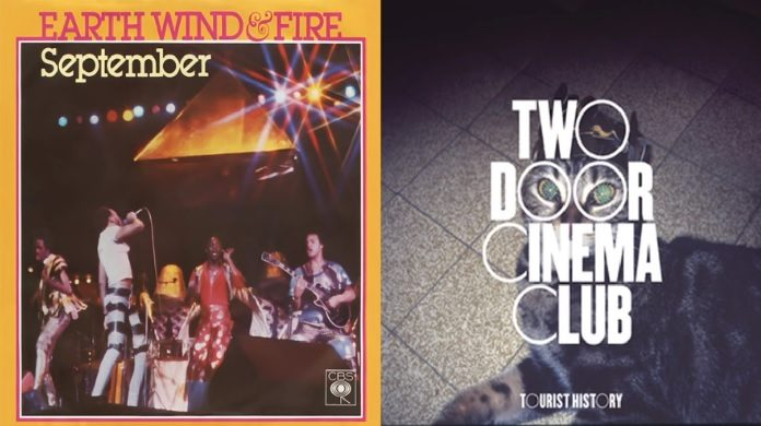 Mashup de Two Door Cinema Club e Earth, Wind & Fire