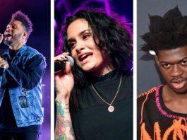 The Weeknd, Kehlani, Lil Nas X