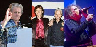 13 bandas de Rock ativas há pelo menos 40 anos
