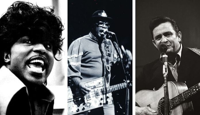 Little Richard, Bo Diddley e Johnny Cash: 20 riffs dos anos 50