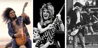 20 riffs dos Anos 80