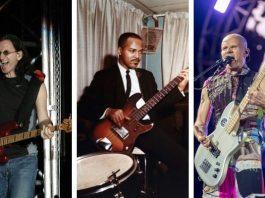 50 melhores baixistas segundo a Rolling Stone