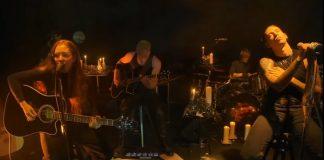 Code Orange tocando Alice in Chains
