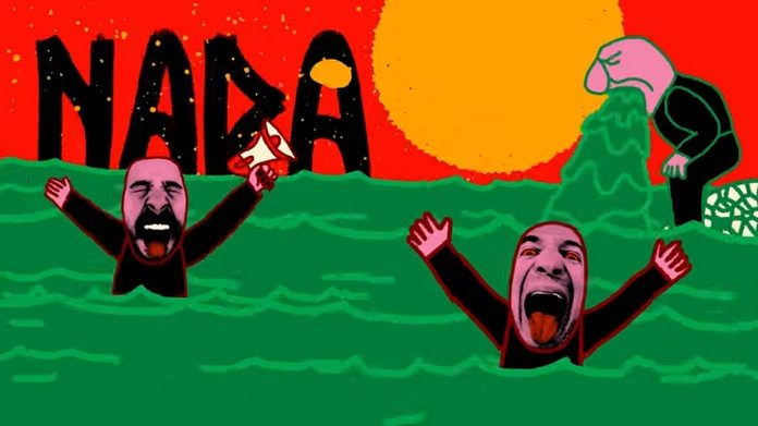 Hellbenders e Rodrigo Lima (Dead Fish)