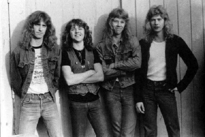 Metallica Anos 80