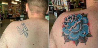 Tatuagens nazistas matéria cobertura