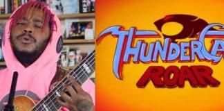 Thundercat faz trilha sonora para reboot de ThunderCats
